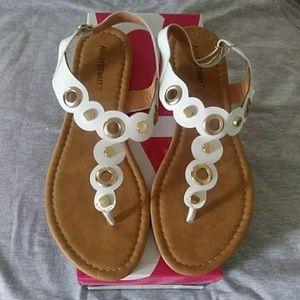 Ashley Stewart sandals